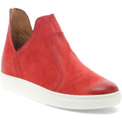 Miz Mooz Lilly Platform Sneaker - Red