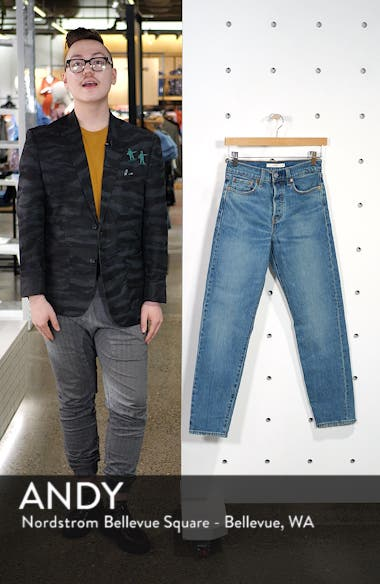 1d44eea5 ... THESE; Wedgie Icon Fit High Waist Ankle Jeans, sales video thumbnail ...