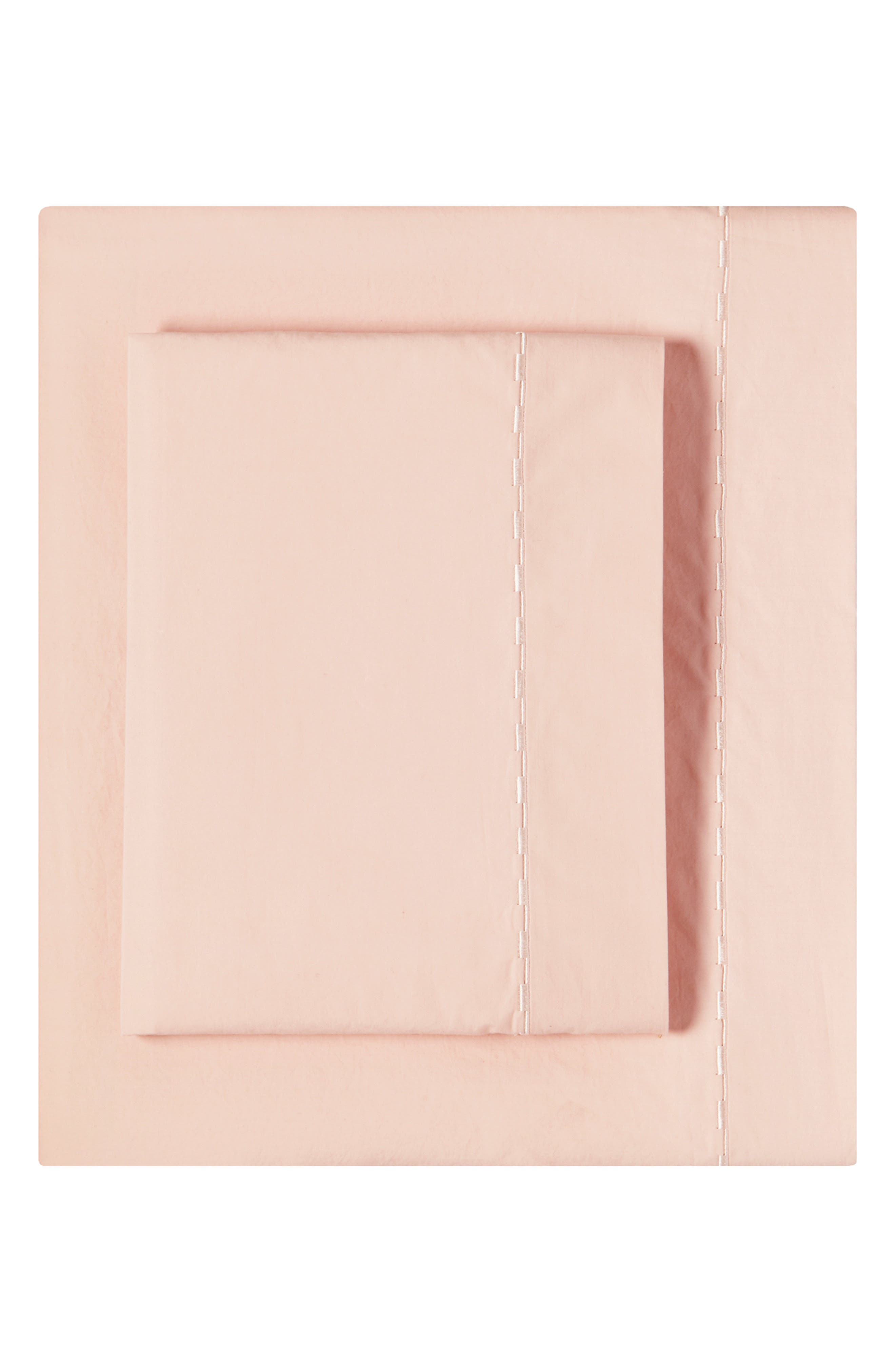 ,                             Cotton Percale Sheet Set,                             Main thumbnail 10, color,                             664