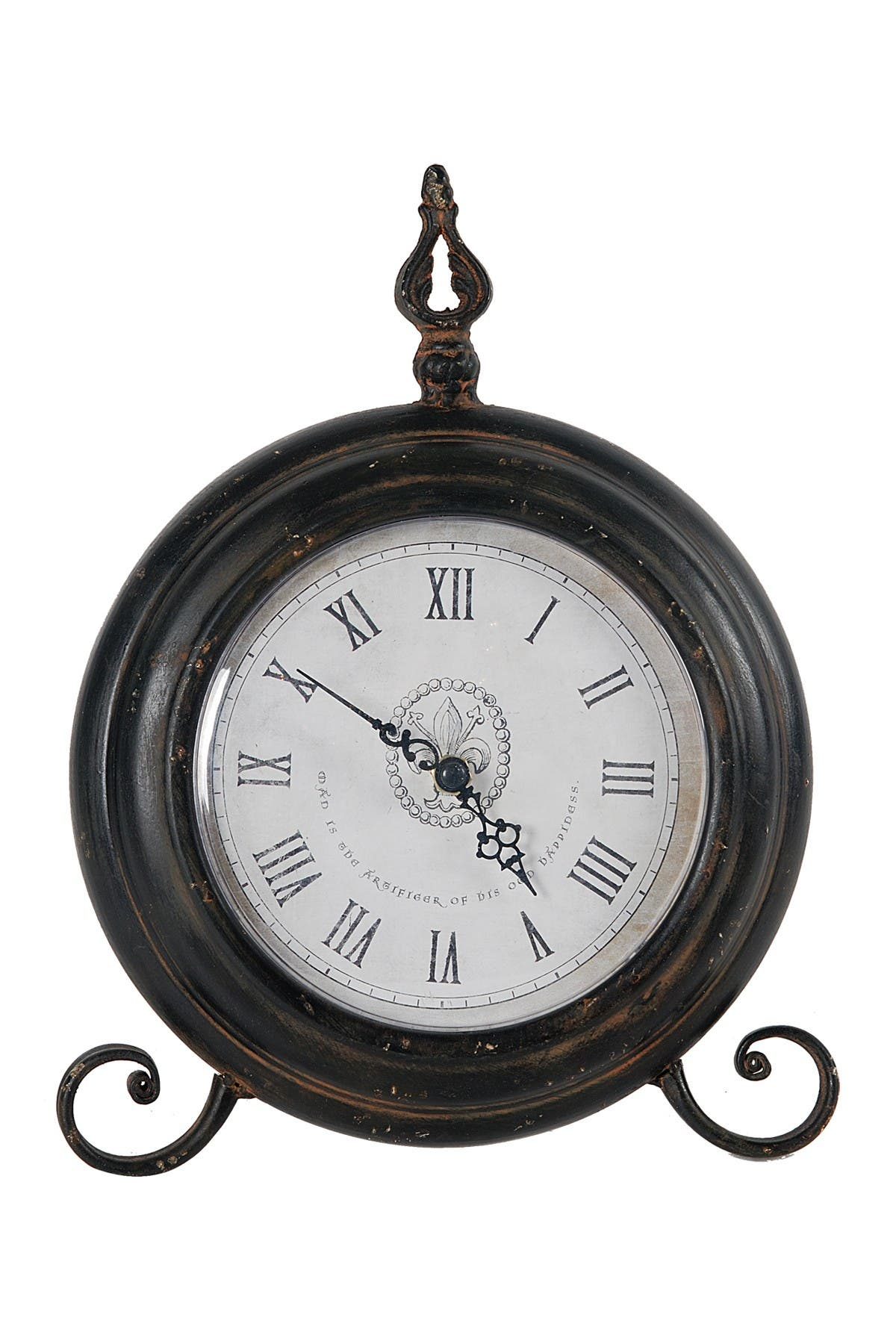 R16 Home Elias Table Clock Large Hautelook