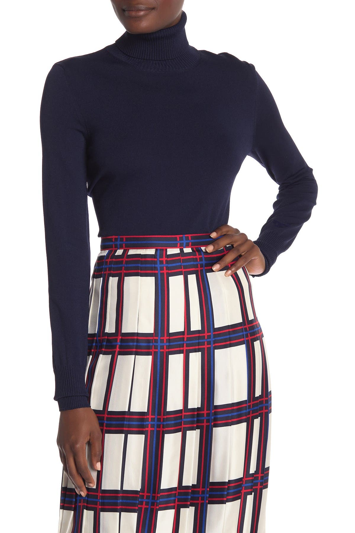 Image of Tory Burch Candace Turtleneck