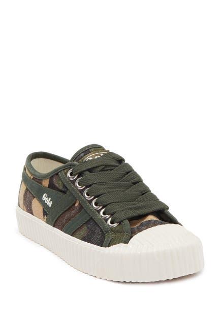 Image of Gola Cadet Camo Sneaker