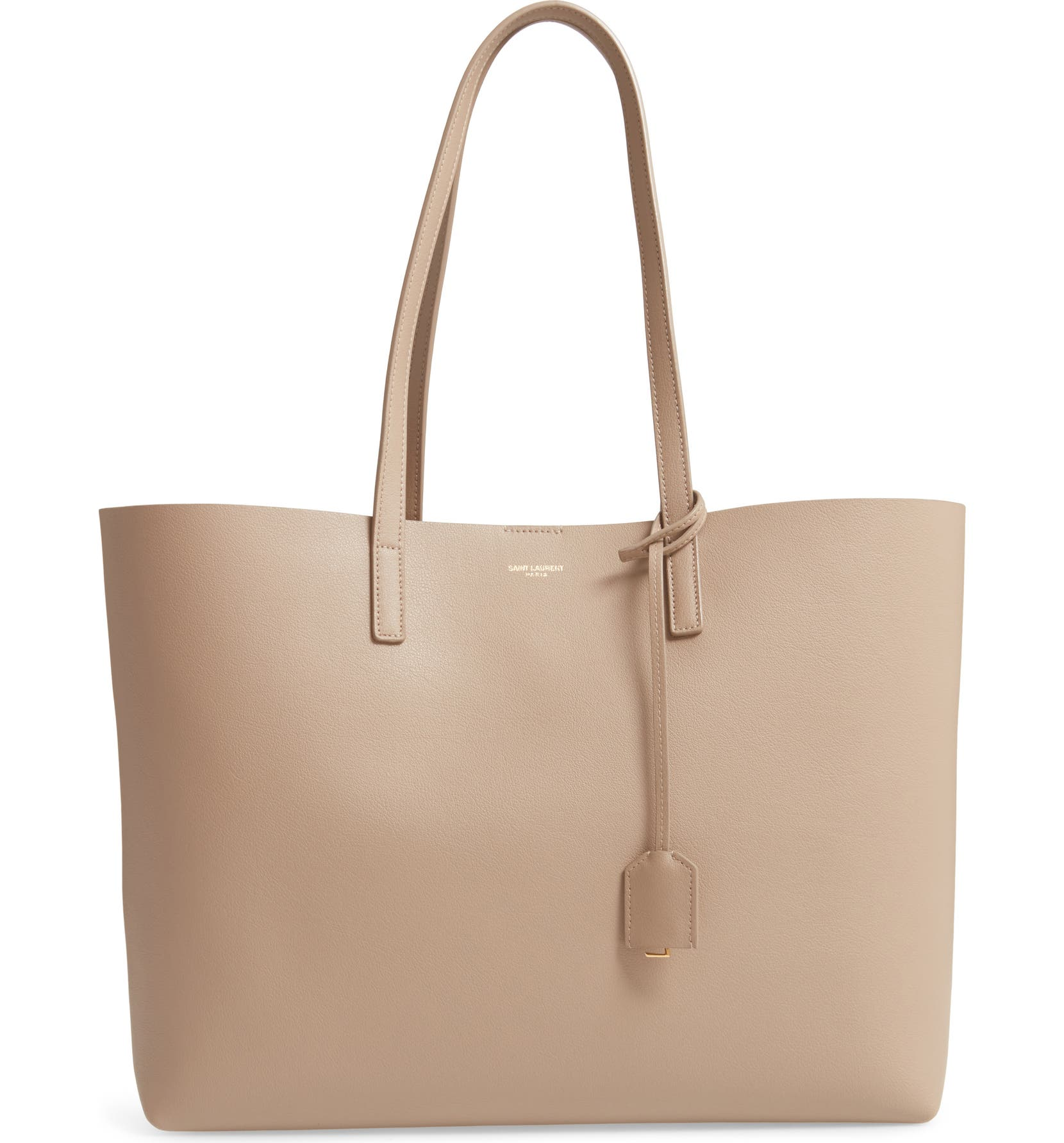 83de0dcdf42 Saint Laurent 'Shopping' Leather Tote | Nordstrom