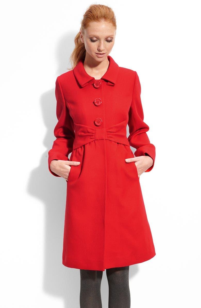 KATE SPADE NEW YORK 'ela' coat, Main, color, 642