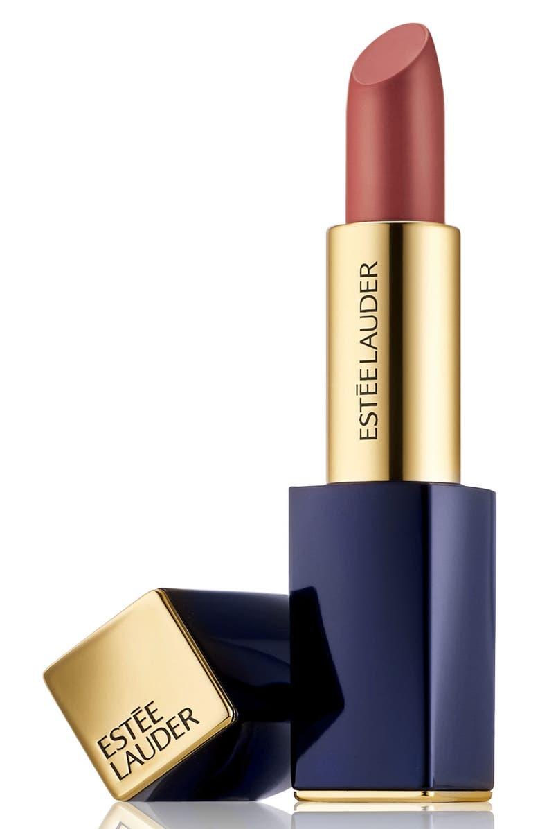 ESTÉE LAUDER Pure Color Envy Hi-Lustre Light Sculpting Lipstick, Main, color, TIGER EYE