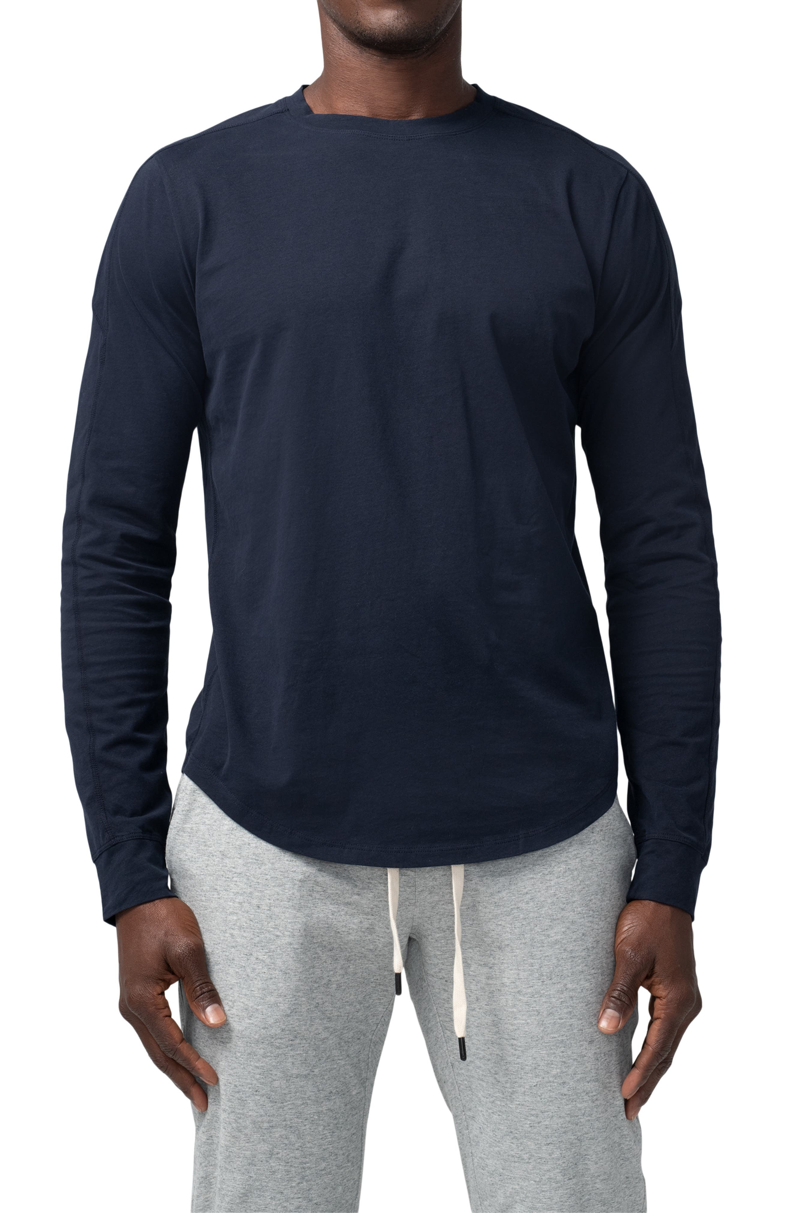 Premium Cotton Jersey T-Shirt