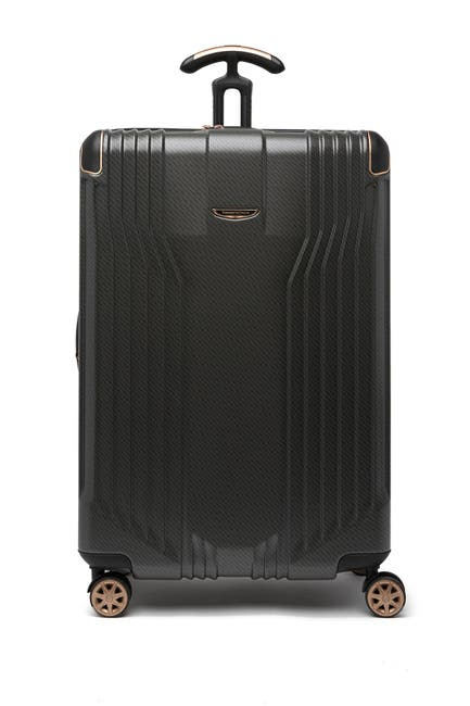 Image of Traveler's Choice Luggage Continent Adventurer 30-inch Expandable Hardside Spinner Luggage