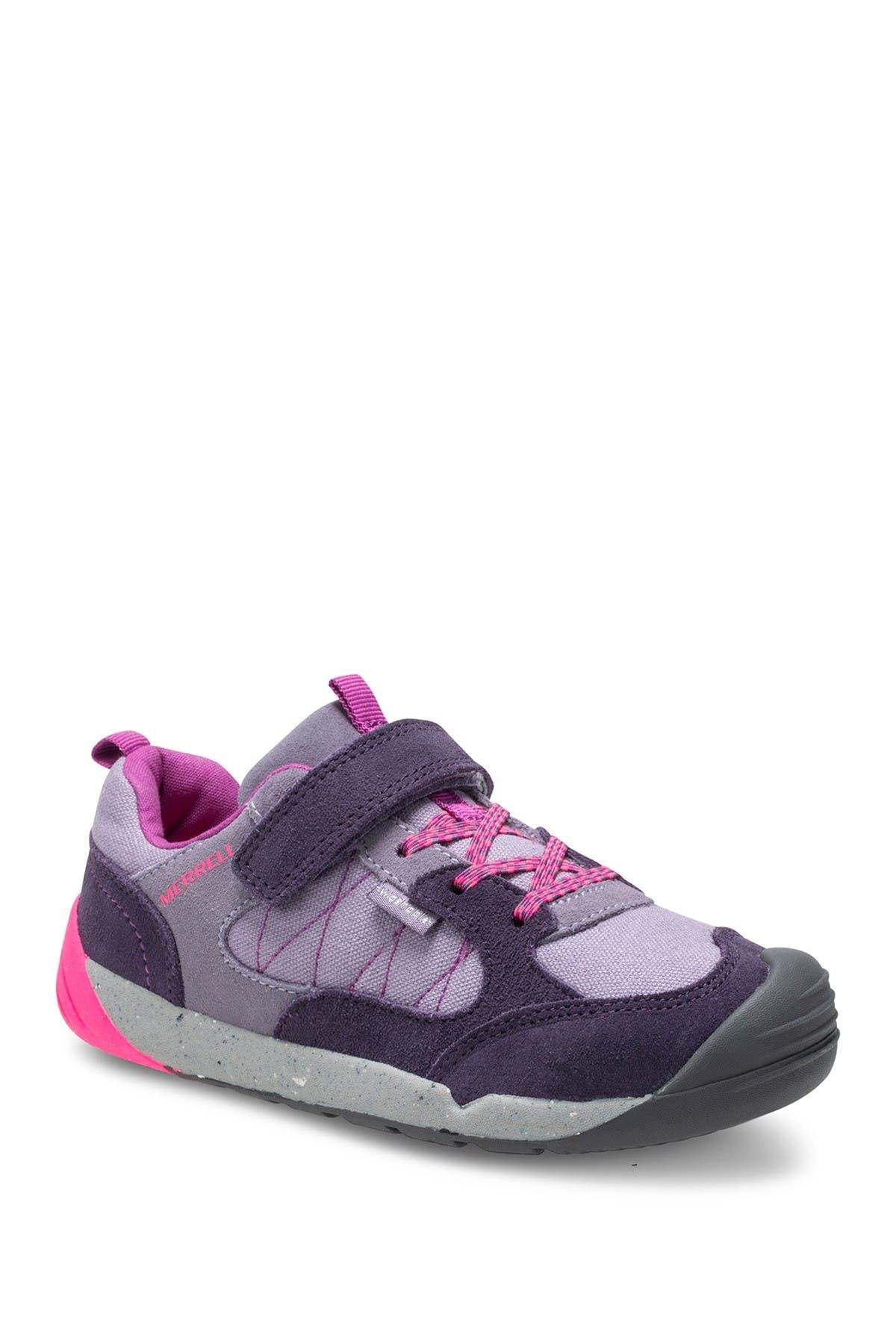 merrell bare steps sneaker
