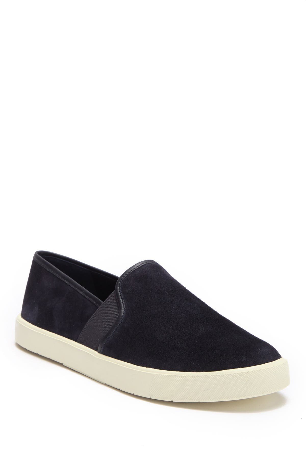 Image of Vince Preston Slip-On Suede Sneaker
