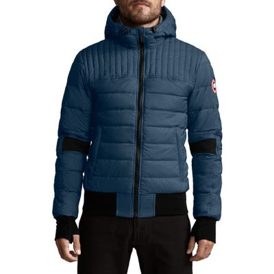 Canada Goose Cabri Hooded Packable Down Jacket, Blue