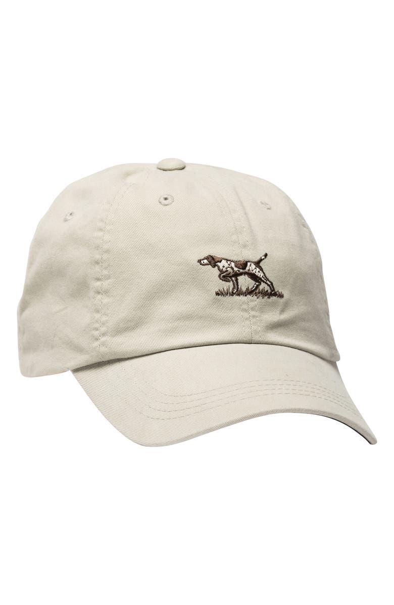 RODD & GUNN Signature Baseball Cap, Main, color, NATURAL