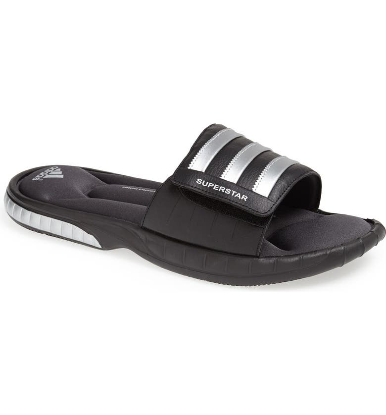 new products 7e955 1a19d Superstar 3G Slide Sandal