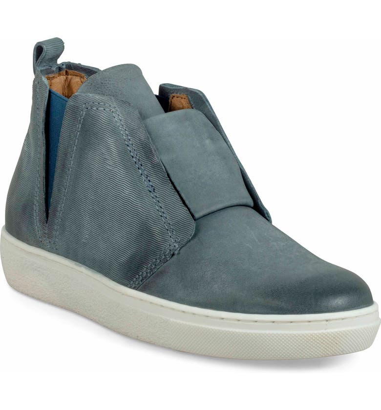 MIZ MOOZ Laurent High Top Sneaker, Main, color, SKY LEATHER