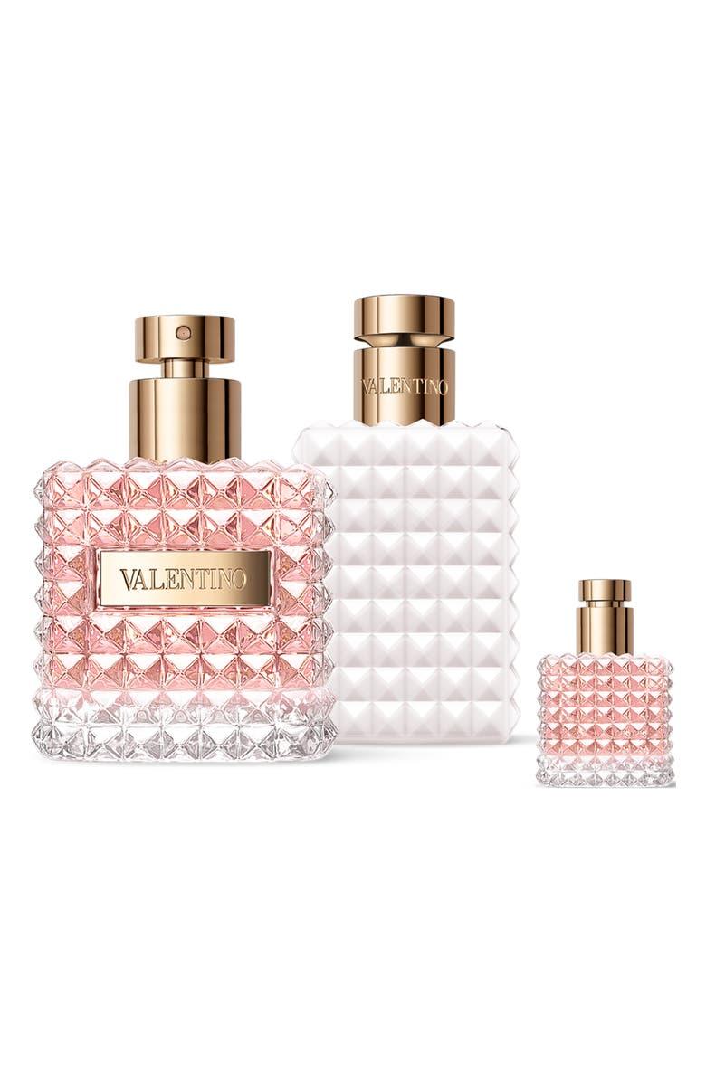 VALENTINO Donna Eau de Parfum Set, Main, color, 000
