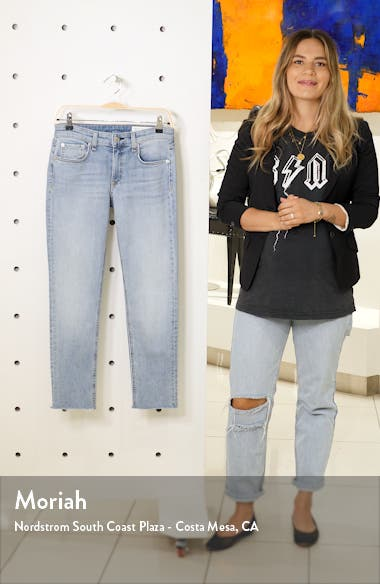 The Dre Slim Boyfriend Jeans, sales video thumbnail