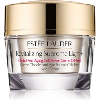 Estee Lauder Revitalizing Supreme Light+ Global Anti-Aging Cell Power Creme Oil-Free