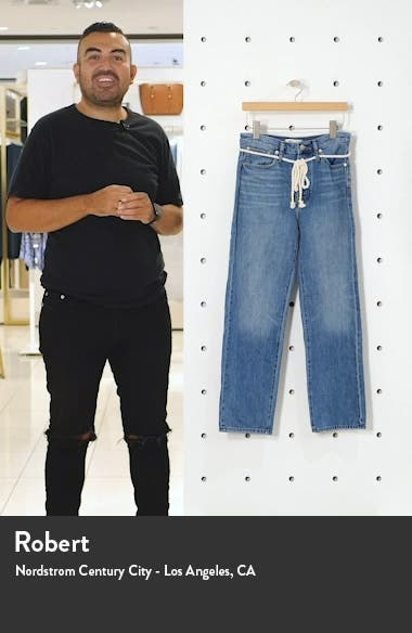the Dadjean Rope Belt Jeans, sales video thumbnail