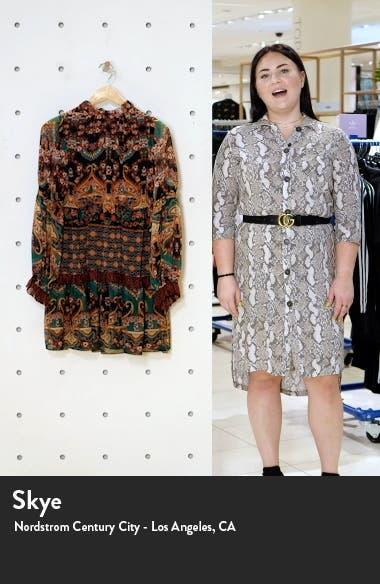 Caprice Drop Shoulder Sweater, sales video thumbnail