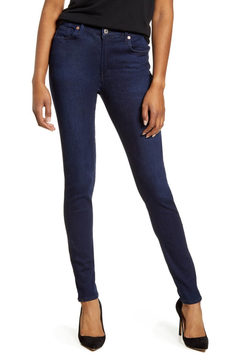 CITIZENS OF HUMANITY Rocket Ankle Skinny Jeans, Main, color, 407