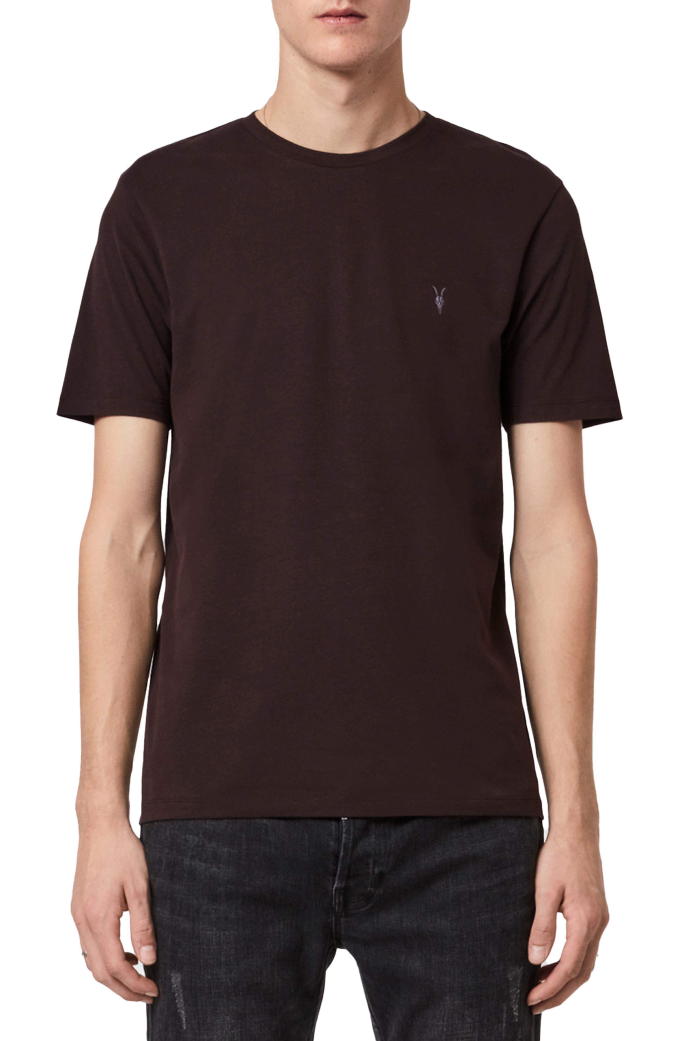 Brace Tonic Slim Fit Crewneck T-Shirt