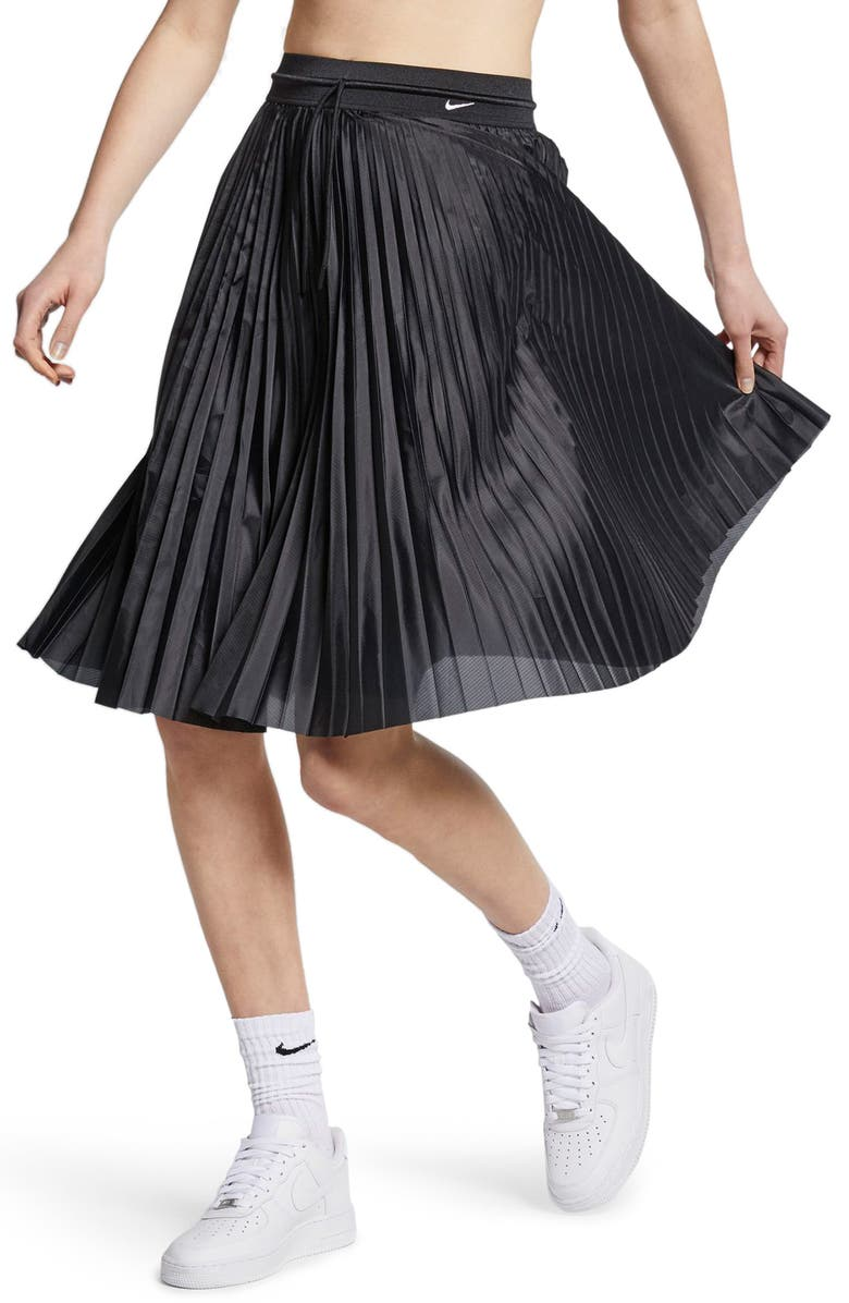 NIKE NikeLab Collection Skirt, Main, color, BLACK