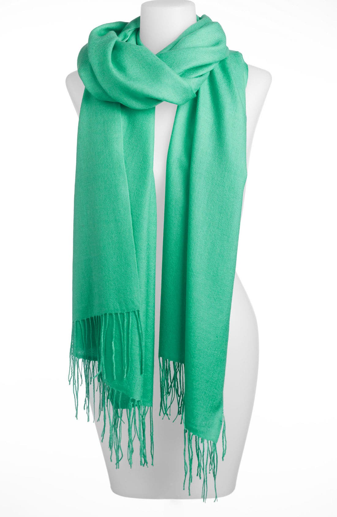 ,                             Tissue Weight Wool & Cashmere Wrap,                             Main thumbnail 61, color,                             350