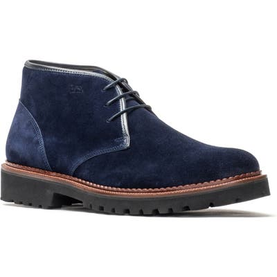 Rodd & Gunn Lake Gunn Water Repellent Chukka Boot, Blue