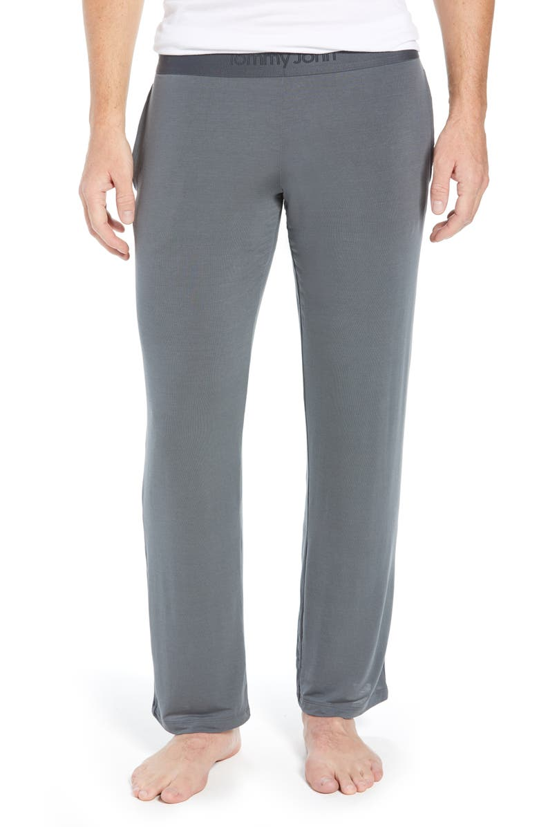 TOMMY JOHN Second Skin Lounge Pants, Main, color, TURBULENCE