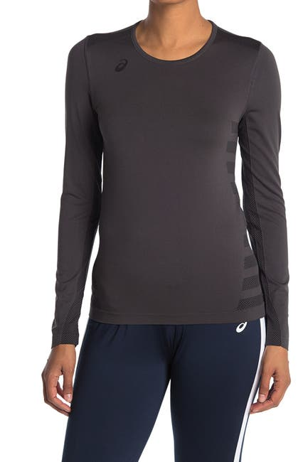 Image of ASICS Tactic Court Long Sleeve Jersey