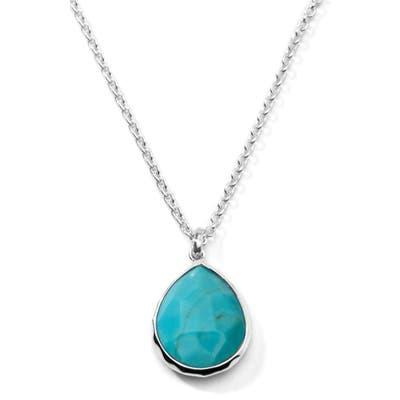 Ippolita Rock Candy Medium Teardrop Pendant Necklace