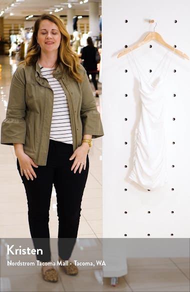 Reese Body-Con Minidress, sales video thumbnail