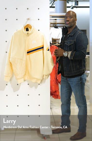 Sportswear Full Zip Fleece Track Jacket, sales video thumbnail