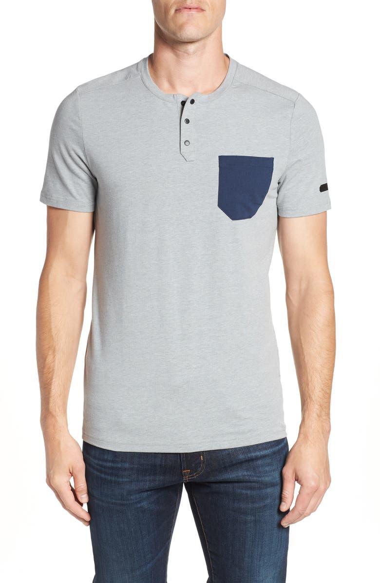 44549fbe4e Unstoppable Henley Shirt