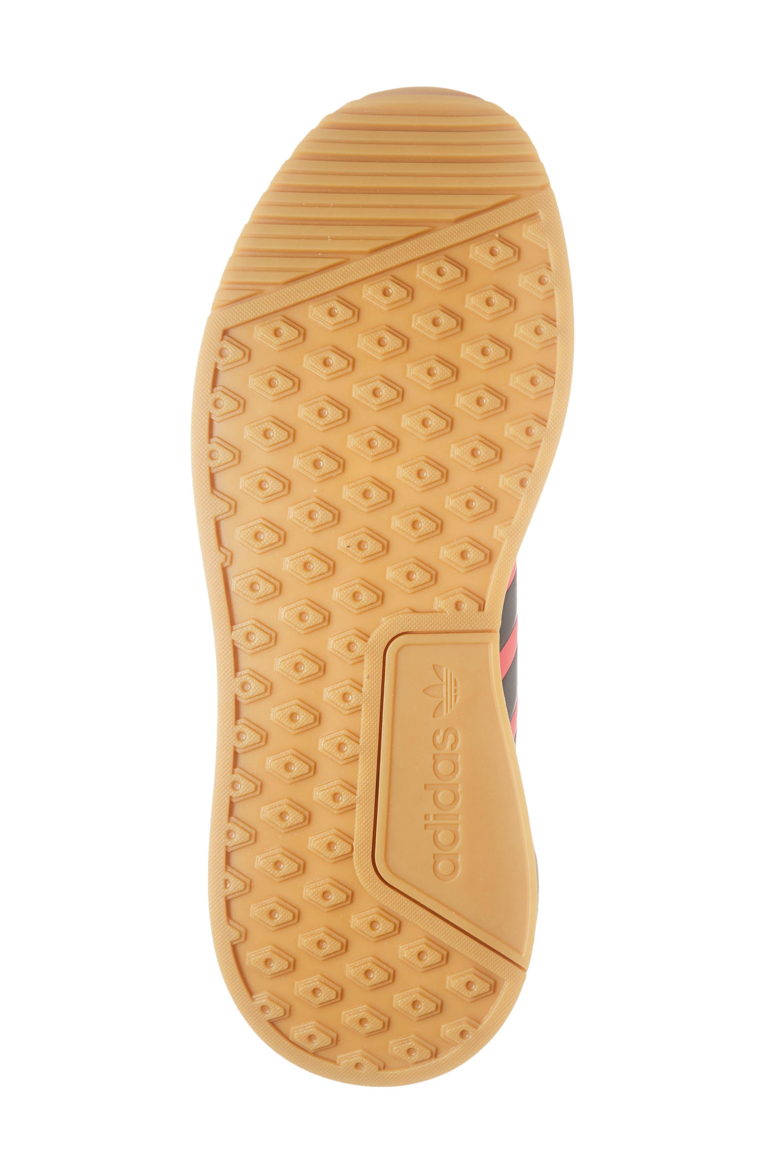 ,                             X_PLR Sneaker,                             Alternate thumbnail 6, color,                             SHOCK RED/ CORE BLACK/ WHITE