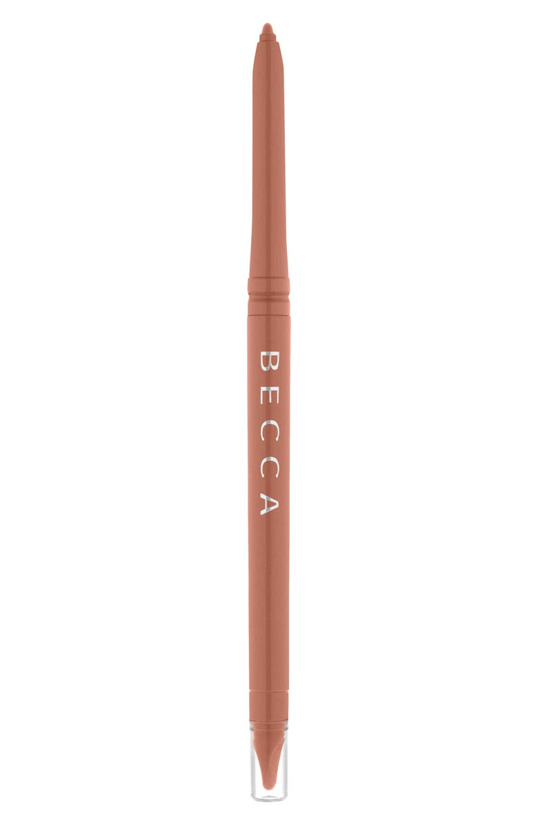 BECCA COSMETICS BECCA Ultimate Lip Definer Pencil, Main, color, FEARLESS