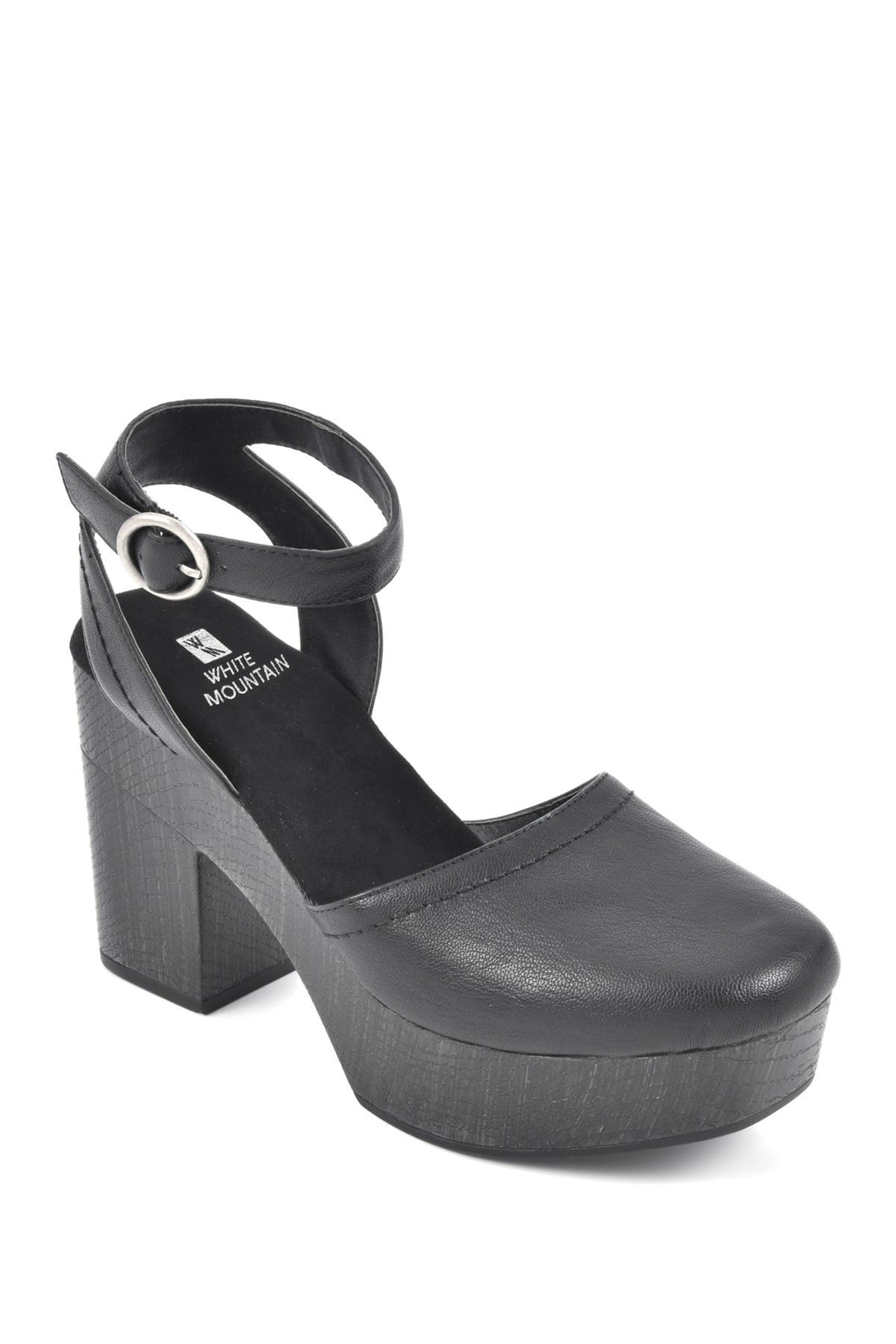 Image of White Mountain Footwear Tuition Platform Heel