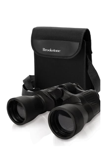 Image of BROOKSTONE 10 x 50 Multi-Purpose Binoculars