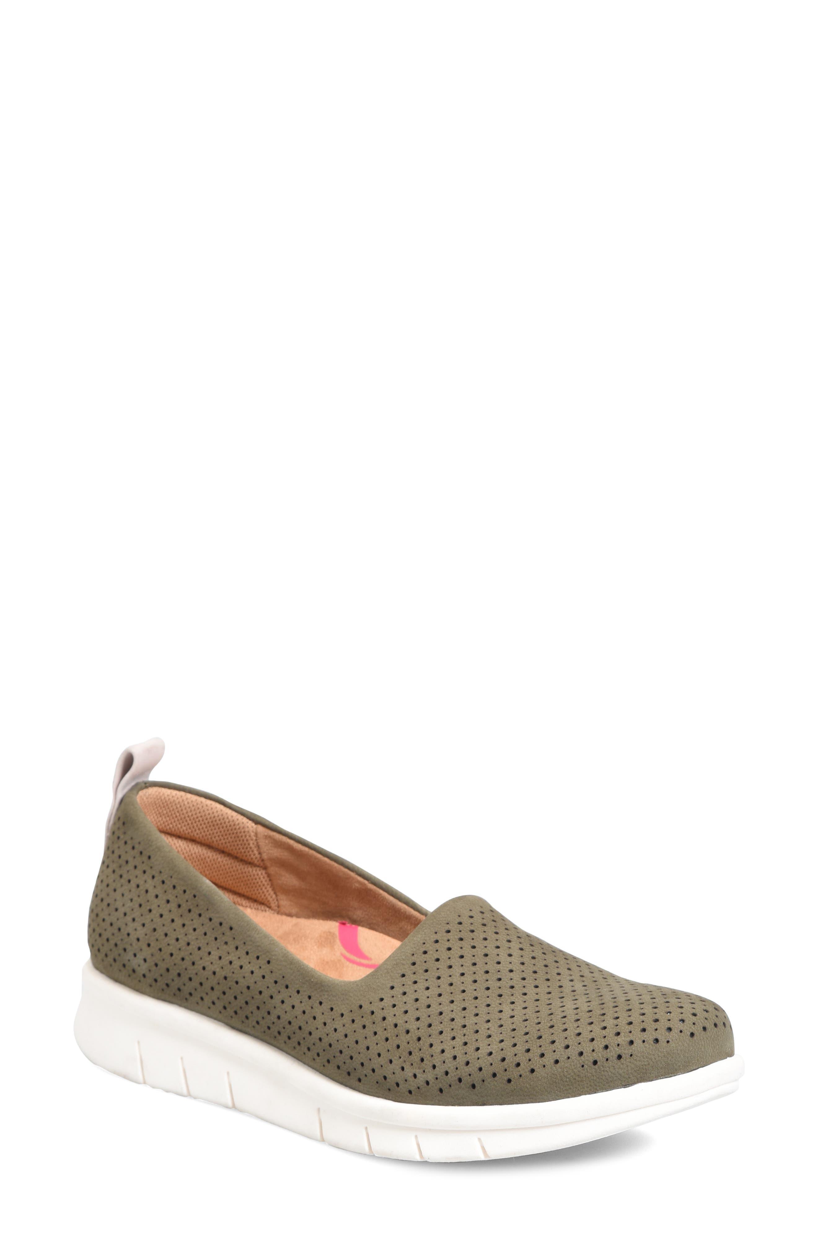 Cherrie Slip-On Deck Shoe