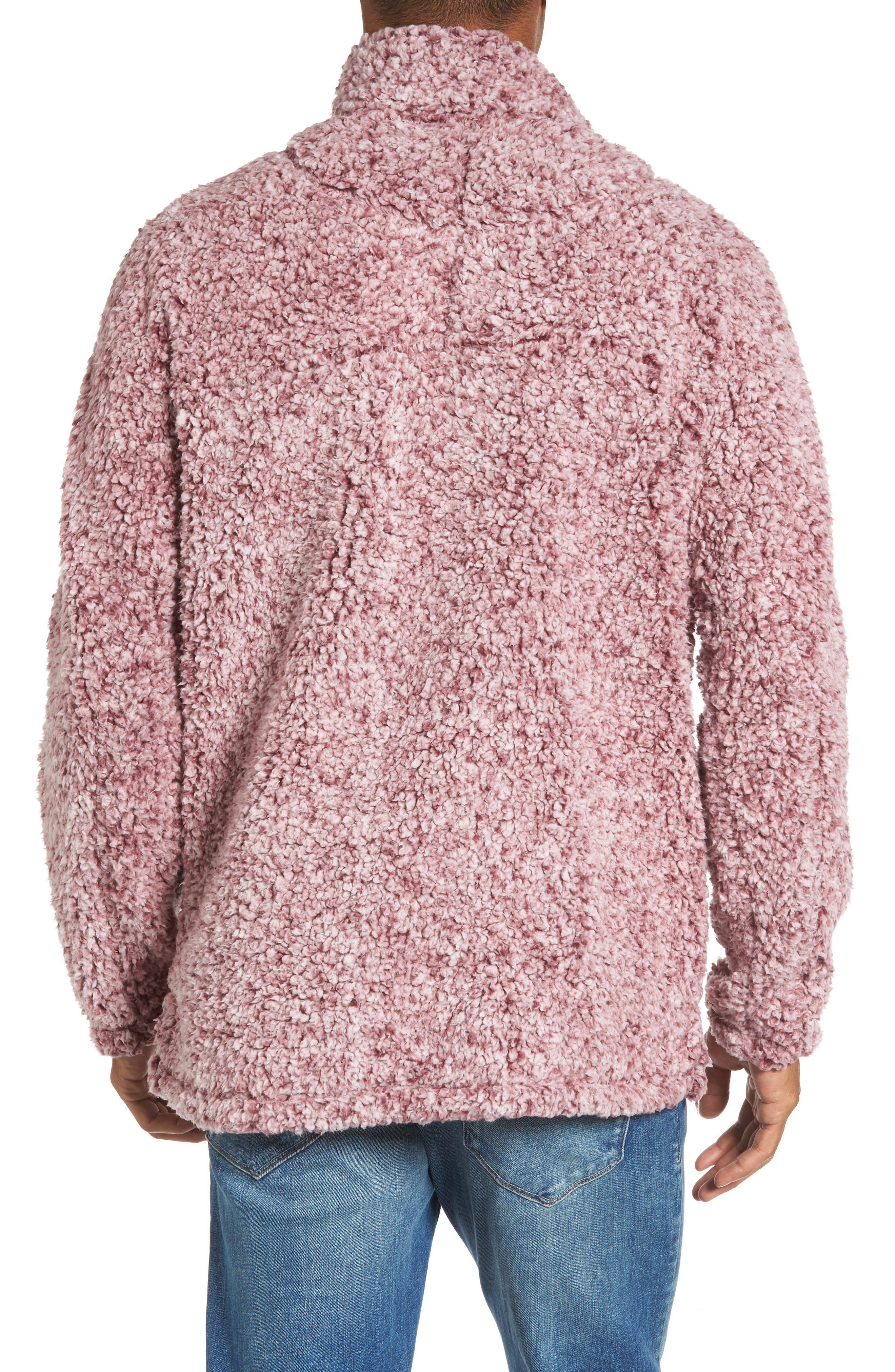 ,                             Frosty Tipped Quarter Zip Pullover,                             Alternate thumbnail 44, color,                             601