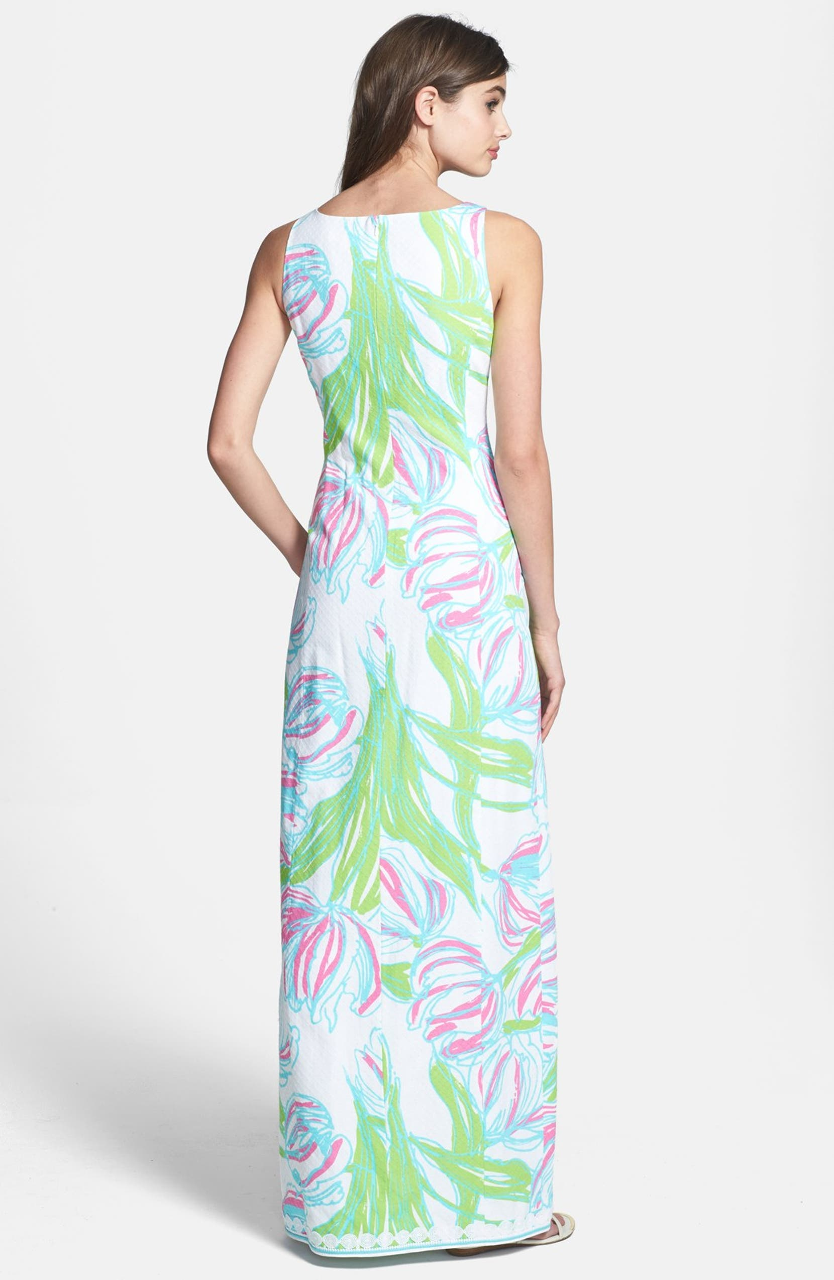 09311750bd Lilly Pulitzer 'Biltmore' Maxi Dress | Nordstrom