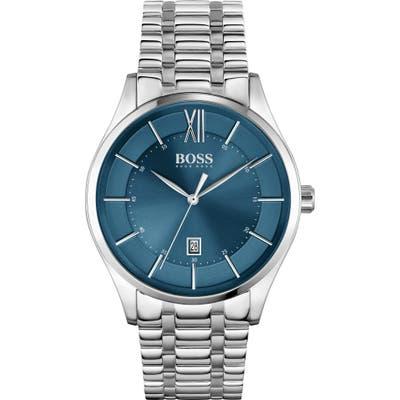 Boss Distinction Bracelet Watch, 4m