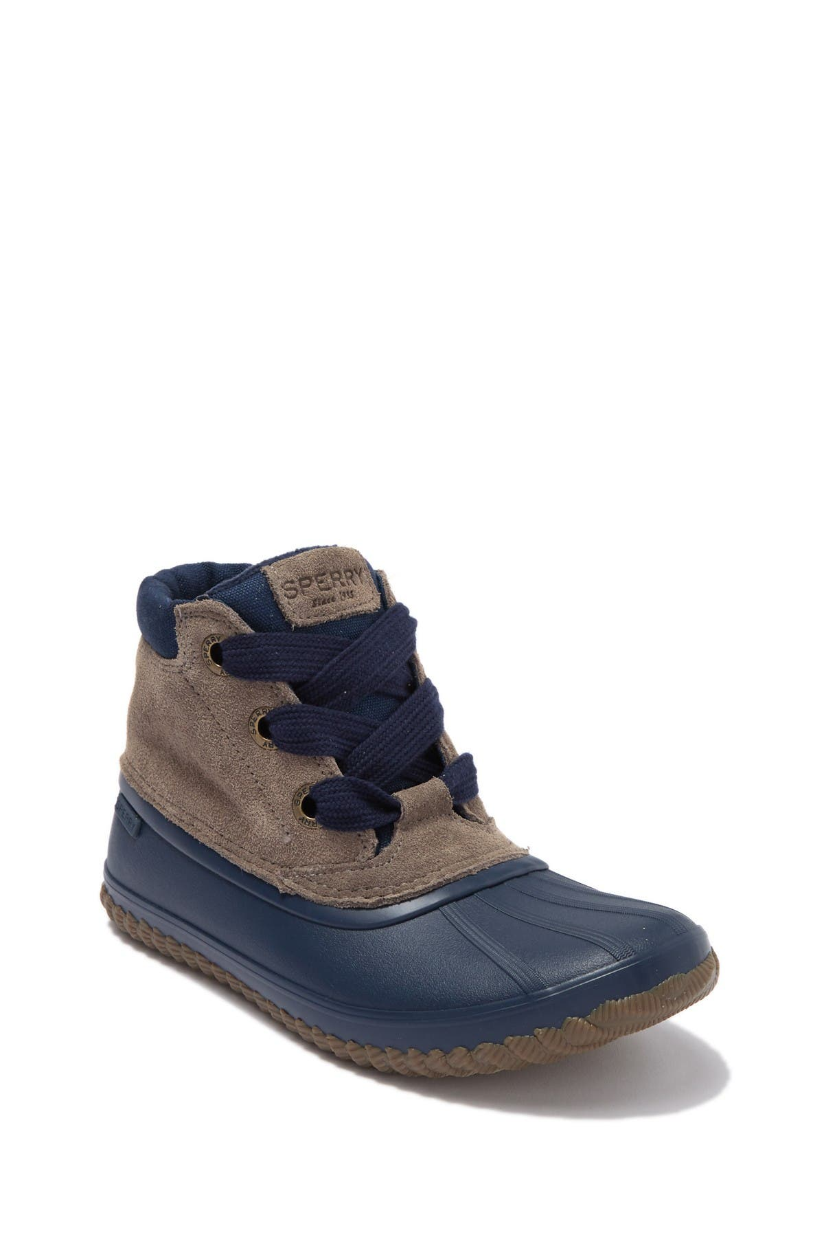 Image of Sperry Breakwater Suede Duck Boot