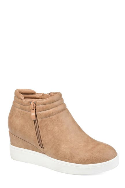 Image of JOURNEE Collection Remmy Ribbed Ankle Bootie