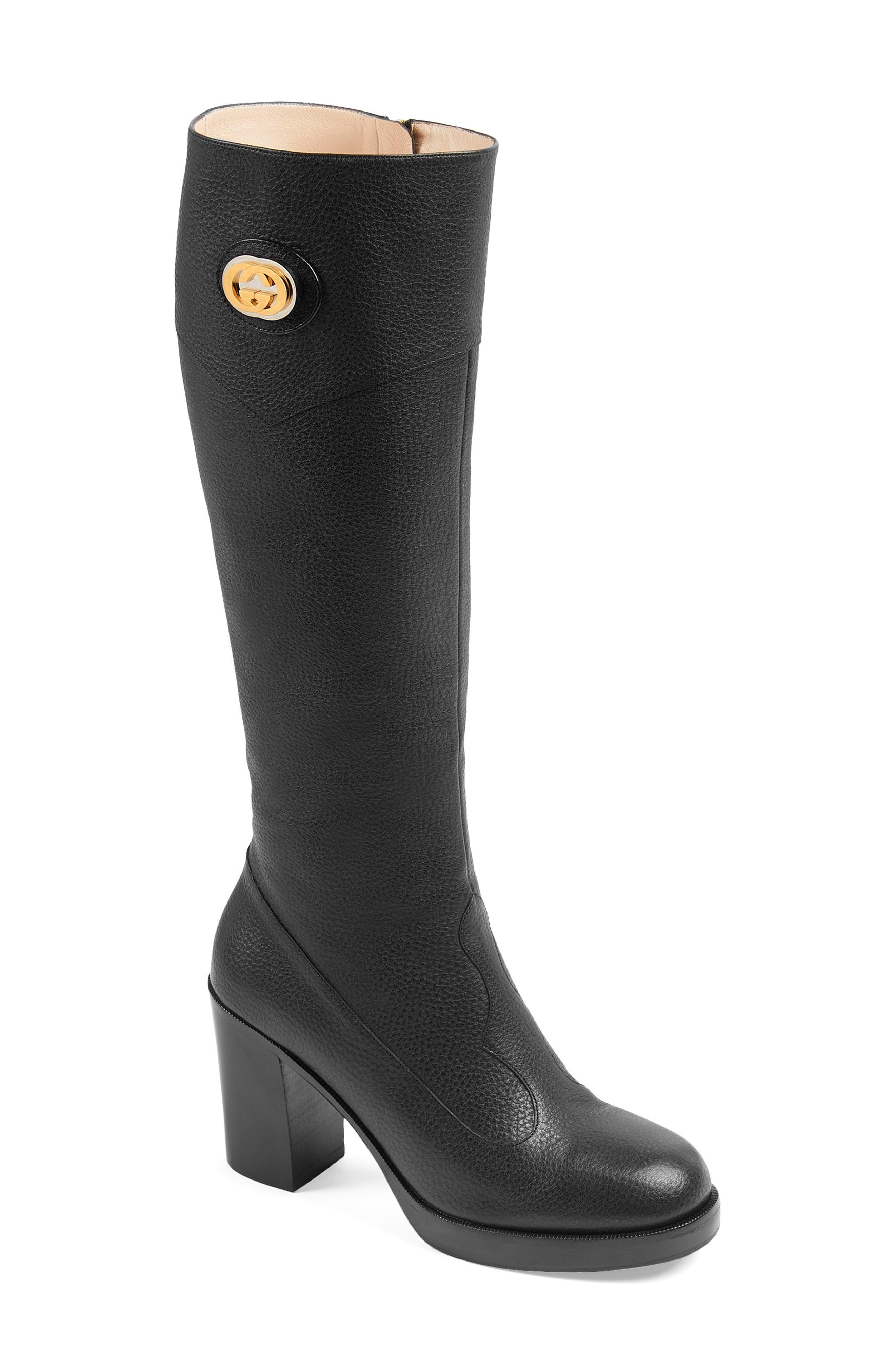 Gucci Rosie Knee High Boot (Women