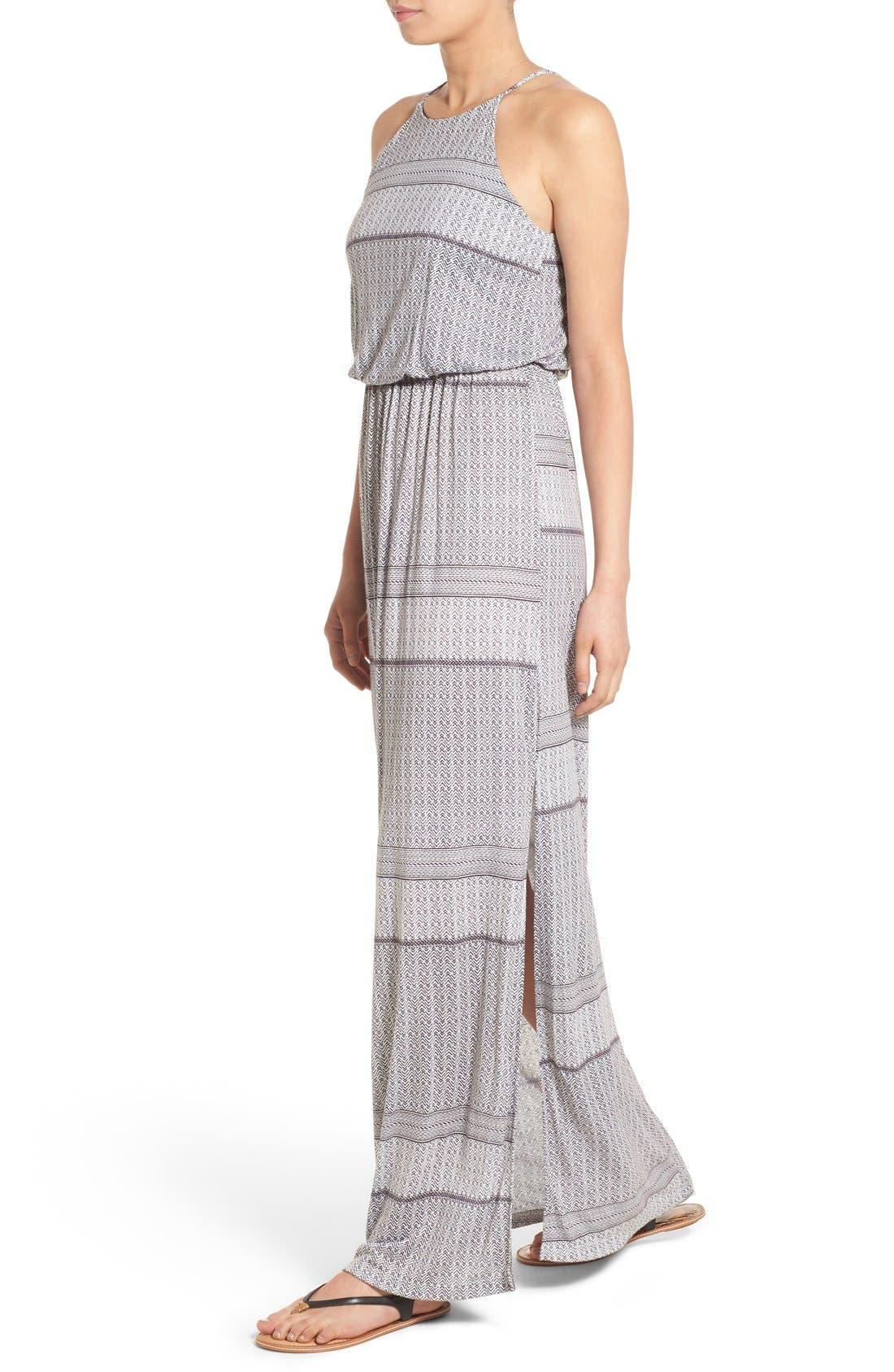 ,                             High Neck Maxi Dress,                             Alternate thumbnail 67, color,                             251