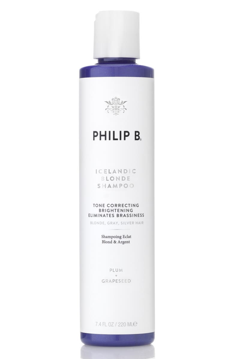 PHILIP B<SUP>®</SUP> Icelandic Blonde Shampoo, Main, color, 000