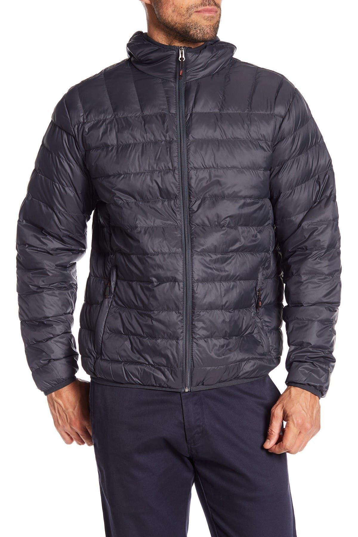 $295 Hawke /& Co Brown Winter Coat Parka Water /& Wind Resistant