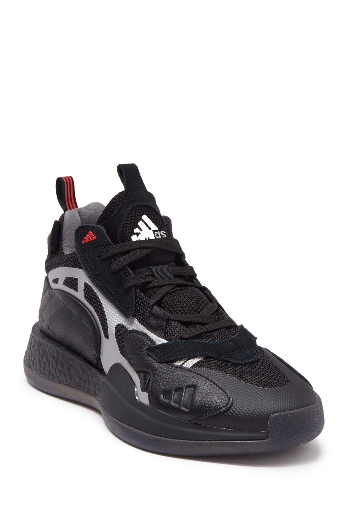 Image of adidas ZONEBOOST Basketball Shoe
