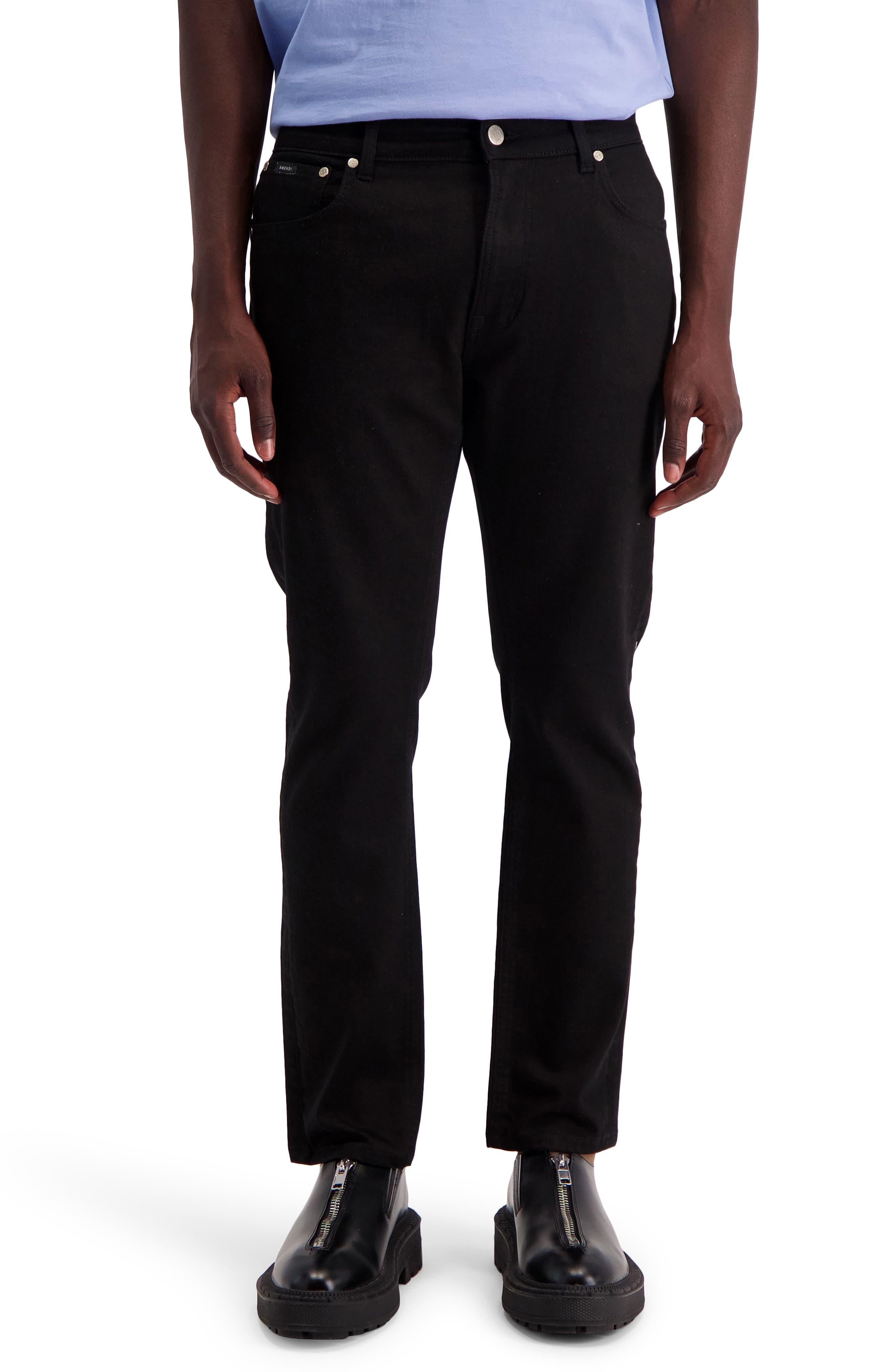 Lars Slim Tapered Leg Jeans