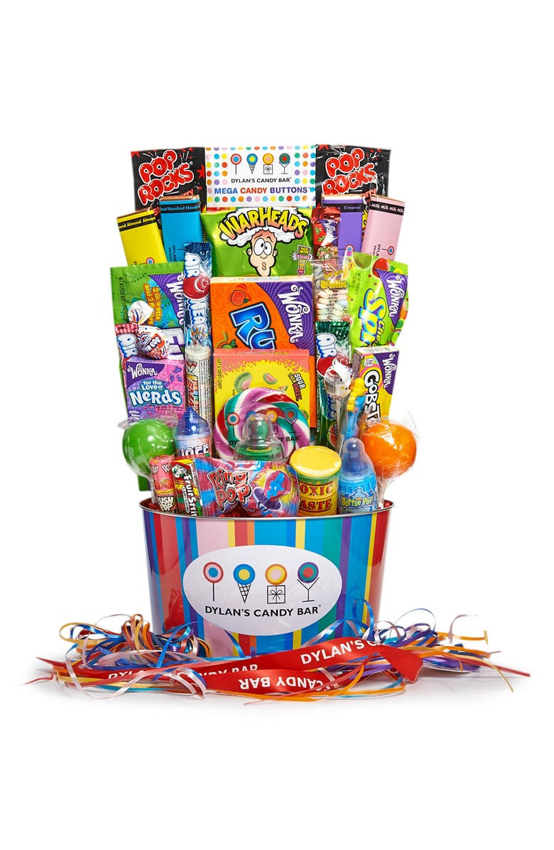 DYLAN'S CANDY BAR Party in a Bucket, Main, color, BLUE MULTI